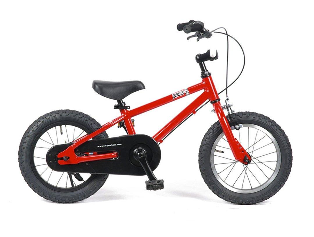 Wynn 14インチ BMXスタイル@25920 14inch STRIDERの次に(キックスタンドは付属しません) 【3歳~6歳向け】【キッズ ジュニア用】【 自転車 サイクル 】 B07CBSN2LSRED
