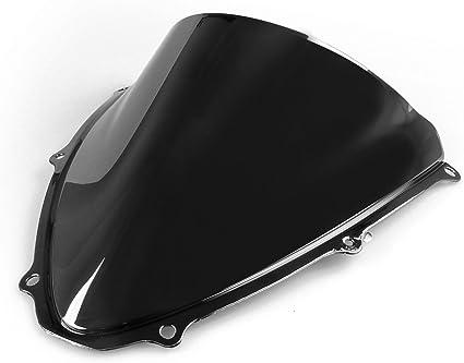 Bulle pare brise moto SUZUKI GSX-R 600 GSX-R 750 2006-2007 Noir