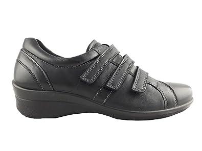 7dbb62d320ee88 Ecco Damen Sneaker Schwarz Schwarz 36 EU