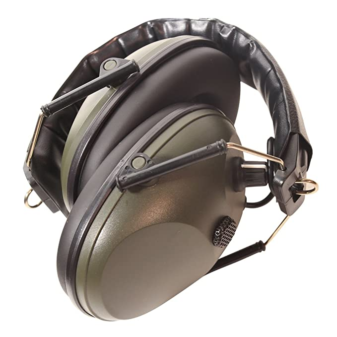 Auriculares y micrófono electrónico de Protear, para ...