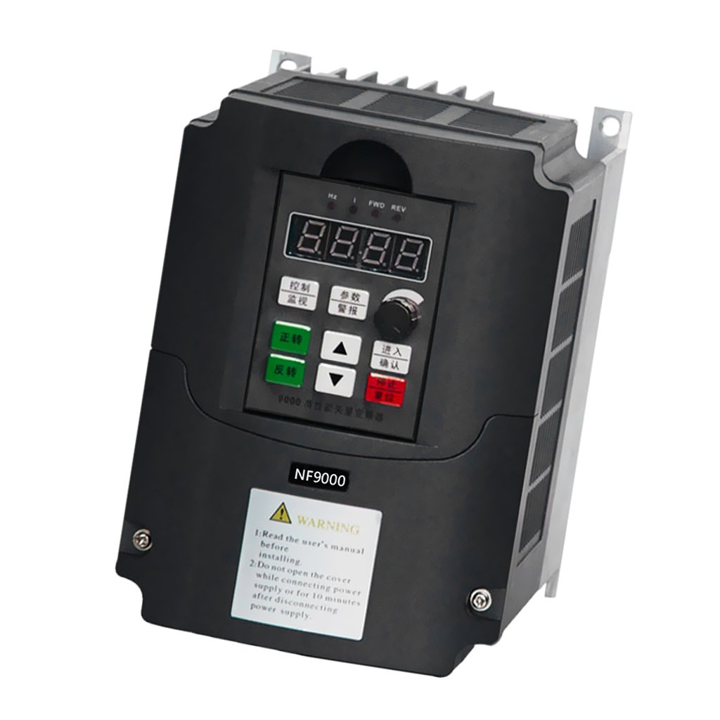 MagiDeal 1.5KW 380V Three Phase 3PH Frequency Drive Inverter Vector Control