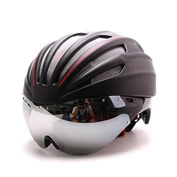 Casco De Ciclismo De Bicicleta De Montaña Para Hombre Casco De Bicicleta Integralmente Moldeado Ultralight Con