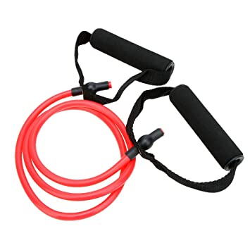 Amazon.com : Potelin Fitness Pull Rope Elastic Rope Fitness ...