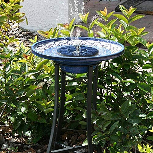 Plant Watering – 1 Set Solar Water Pump 7v Floating Waterpump Panel Garden Plant Watering Power Fountain Pool – Hose Alert Level Garden Hanging Bucket Tracker Extension Spikes Tray Electric