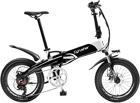 Extrbici XF500 eléctrico bicicleta plegable 20 pulgadas 50 cm ...
