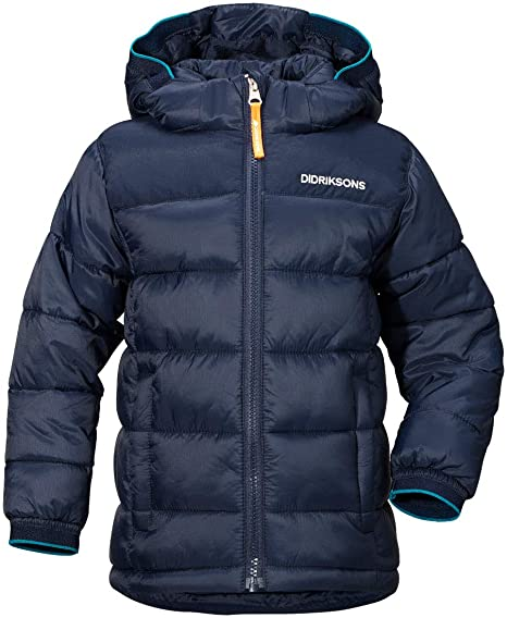 e13d52bb36ea Didriksons Laven Thermal Padded Jacket - Navy (90)  Amazon.co.uk ...