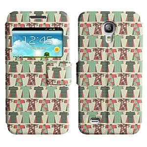 LEOCASE ropa bonita Funda Carcasa Cuero Tapa Case Para Samsung Galaxy S4 Mini I9190 No.1005100
