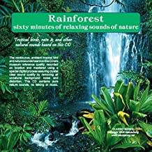Rainforest: Premium Nature Sounds CD Without Music