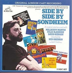 Side By Side By Sondheim (1976 Original London Cast)