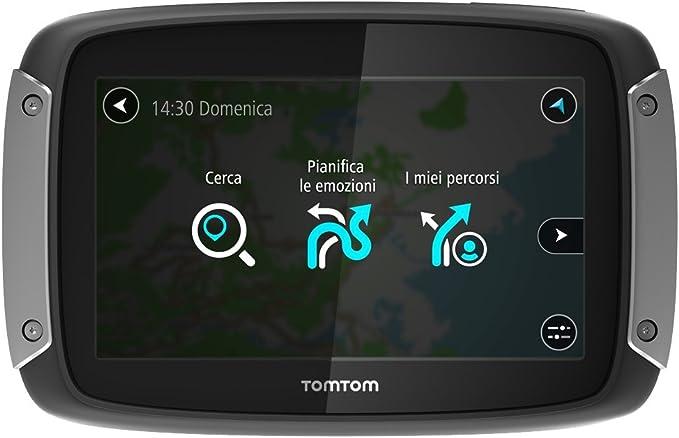 TomTom Rider 410 Navegador GPS, Color Negro: Amazon.es: Electrónica
