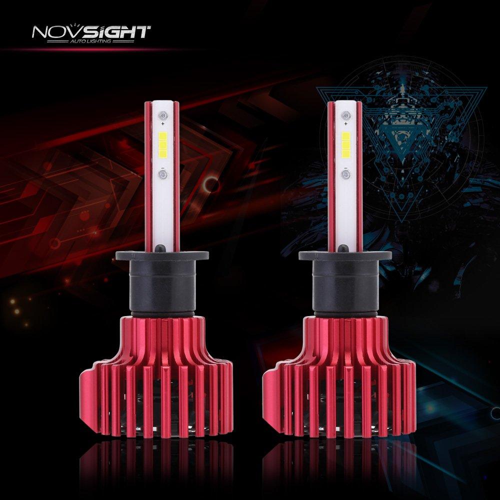 H1/H4/H7/H11/H13/LED Car Headlight Bulbs Conversion Kit Nighteye H4/LED auto lampadine 9000LM bianco freddo CREE LED Automotive driving Headlight Bulbs