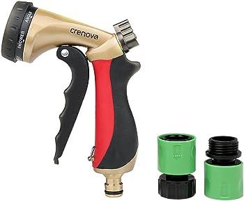 Crenova HN-05 Garden Hose Nozzle Sprayer Gun