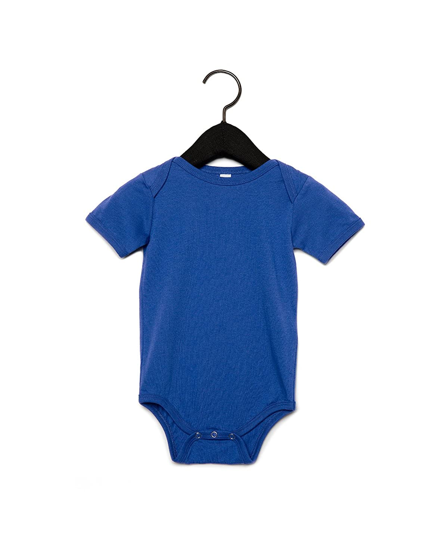 Bella Canvas 100B Baby Short Sleeve Onesie Bella + Canvas 6166