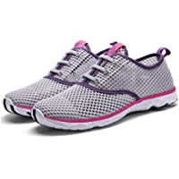 Quicksilk Women Quick Drying Mesh Slip On Water Shoes