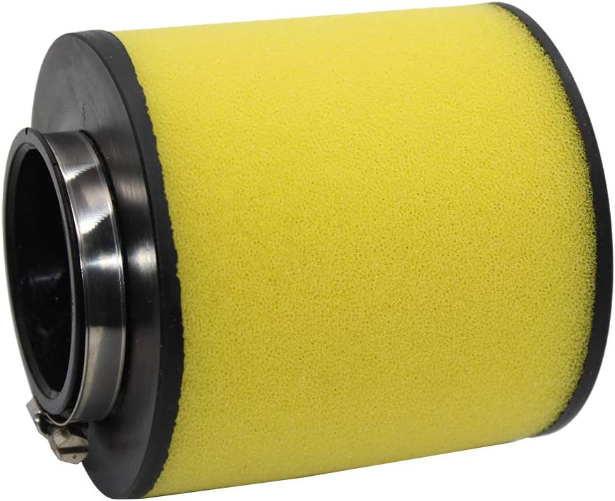LOCOPOW Air Filter 17254-HM8-000 for Honda Recon 250 2x4 TRX250TM 2002-2009 2011-2014 2016-2017 // Recon 250 2x4 ES 2002-2009 2011-2014 2016-2017 TRX250TE