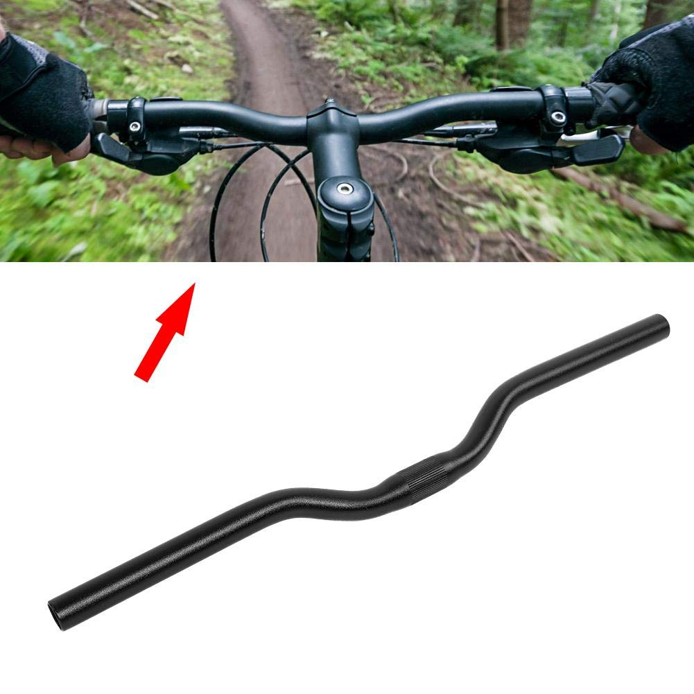MOUNTAIN BIKE MTB HI-RISE RISER HANDLEBAR  25.4 ALLOY