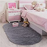 LOCHAS Ultra Soft Children Rugs Room Mat Modern Shaggy Area Rugs Home Decor...