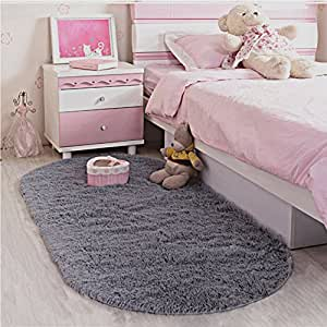 lochas ultra soft children rugs room mat modern shaggy area rugs home decor 2 6 39 x 5. Black Bedroom Furniture Sets. Home Design Ideas