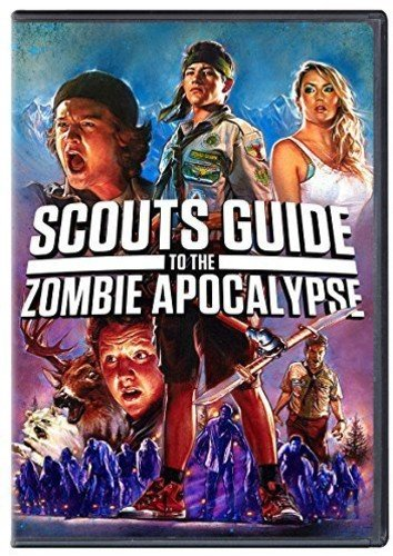 DVD : Scouts Guide to the Zombie Apocalypse (Widescreen, Dubbed, , Sensormatic)