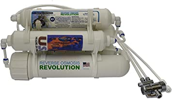 Universal 3 Filter Set for 4-stage Countertop RO System with Remineralization