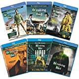 Breaking Bad: The Complete Series (6-Pack Bundle) [Blu-ray]