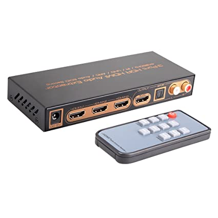 Speaker Audio Splitter Selector Box Outstanding Features Amplifier 4 Input 1 Output/ 1 Input 4 Output Two-way Audio Signal Switcher Switch Splitter Amplifier Back To Search Resultsconsumer Electronics