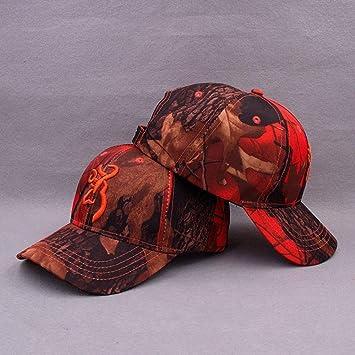 HWJNBGVC Moda Gorra de Camuflaje Unisex Browning Gorras de béisbol ...