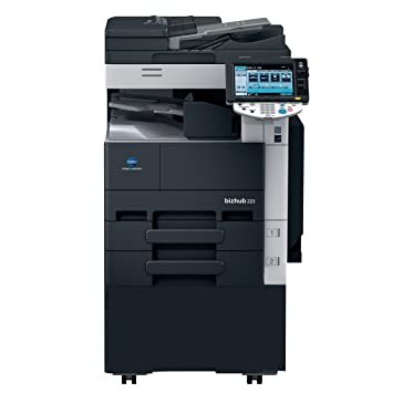 Konica Minolta Bizhub 283 MFP PC-Fax Driver for Windows Mac