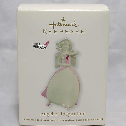 Angel of Strength 2009 Hallmark Ornament