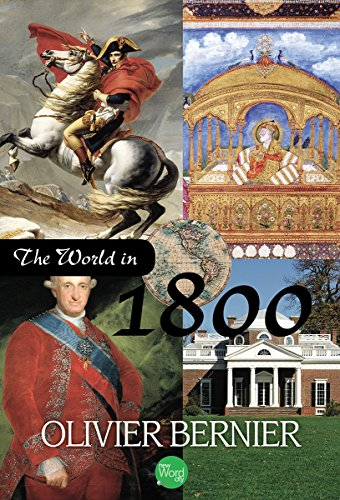 The World in 1800 cover