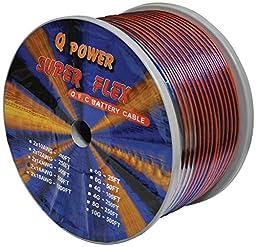 Qpower 16G500 SPEAKER WIRE 16GA. 500\' QPOWER