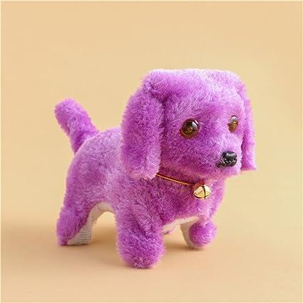 Ceally Juguetes, Juguetes de Peluche, Juguetes eléctricos para Perros, Lindos Juguetes móviles