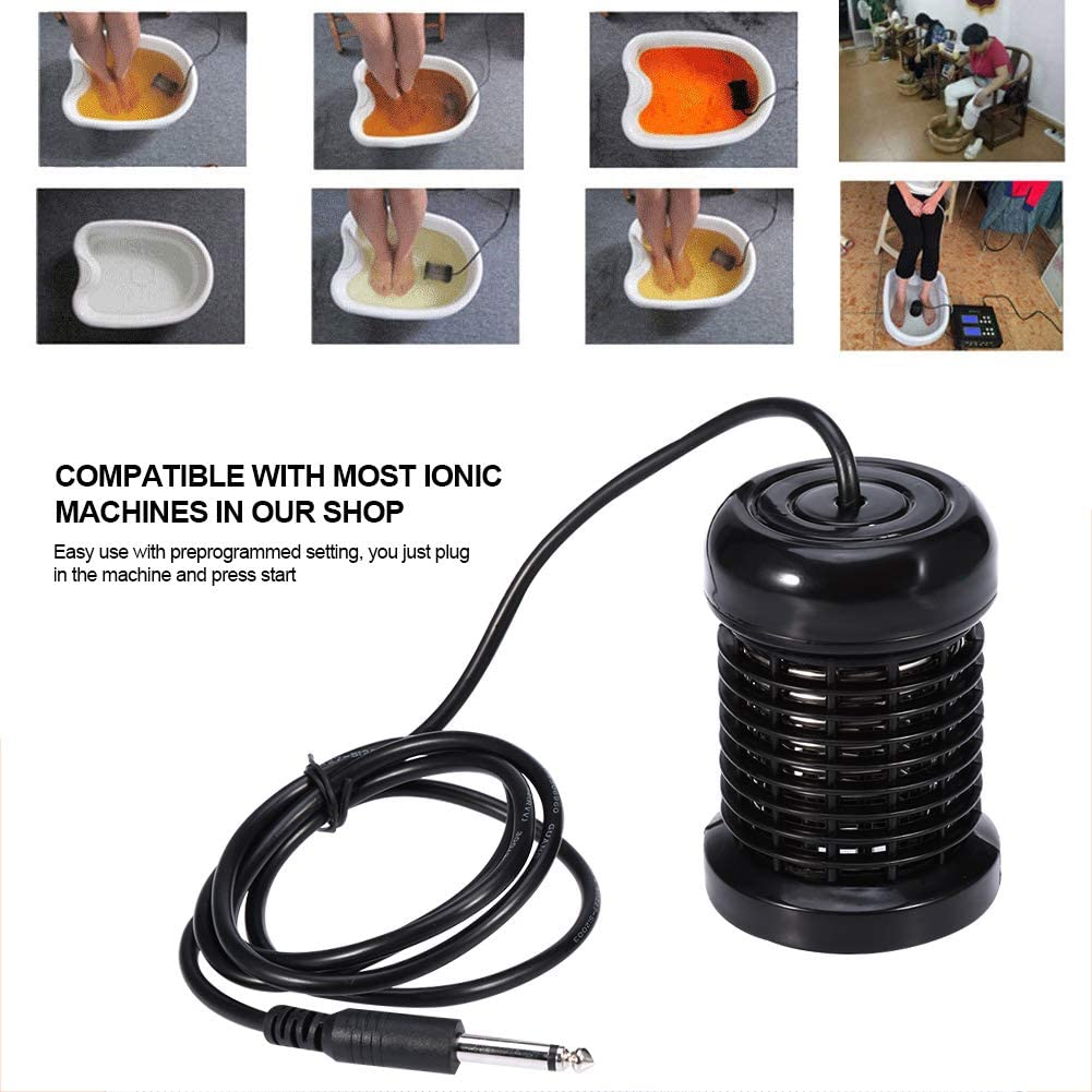 Detox Detox Matrix The Professional Ionic Spa Accessory for Detox Ion Foot Spa Cleans the Machine