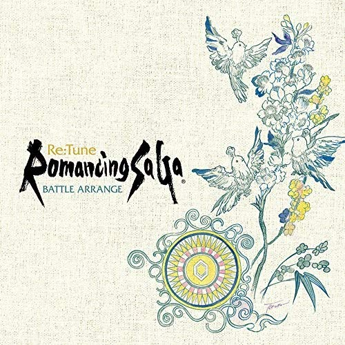 Re:Tune Romancing Sa.Ga Battle Arrange (Original Soundtrack)