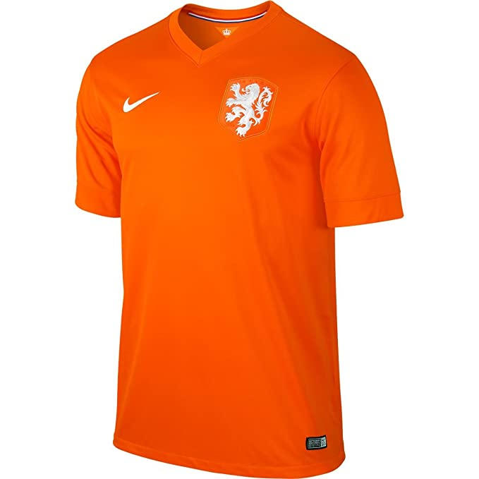 Jersey Replica Home Olanda Orange 14/16 Netherlands Nike: Amazon.es: Ropa y accesorios