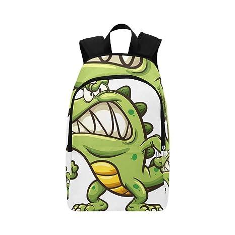 Amazon.com: Angry Cartoon Crocodile Vector Clip Art Casual ...