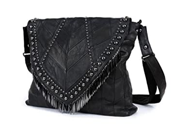 2cbcaff8aa91f BAO Lady Leder Kette Nähen Handtasche Fashion Einzelne Umhängetasche ...