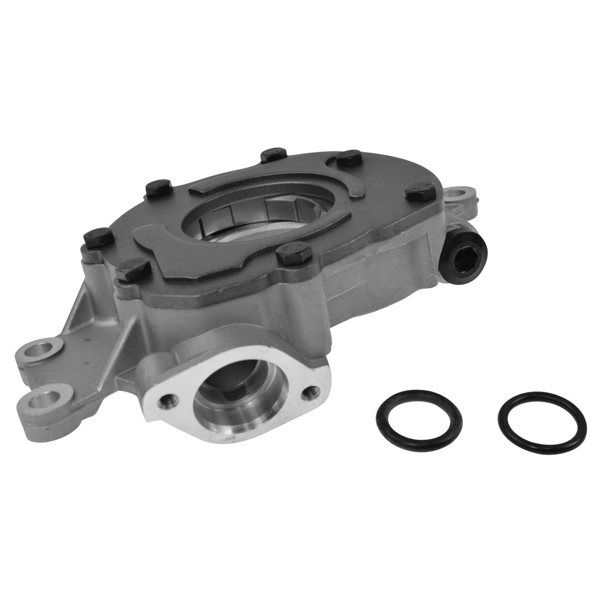 Engine Oil Pump for Buick Cadillac Chevy GMC Hummer Isuzu Pontiac Saab 1A Auto