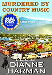 Seven time best selling Amazon All-Star author does it again!What part did mollies and Fireball whiskey play in a murder at a country music festival held outside of Palm Springs, California? Why was the celebrity chef, Jacques Rushon, owner o...