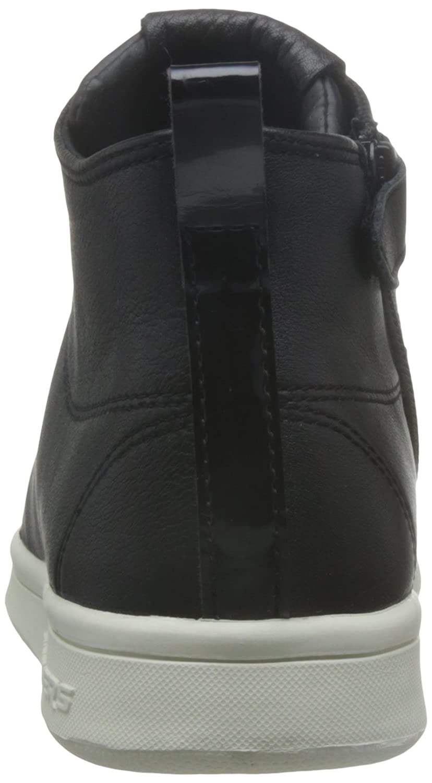 Skechers Skechers Skechers Damen Omne-Midtown Hohe Sneakers Schwarz 440b4f