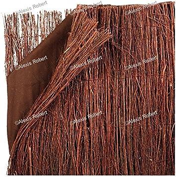 Brande de brezo tela tejida TrioBruc: Amazon.es: Jardín