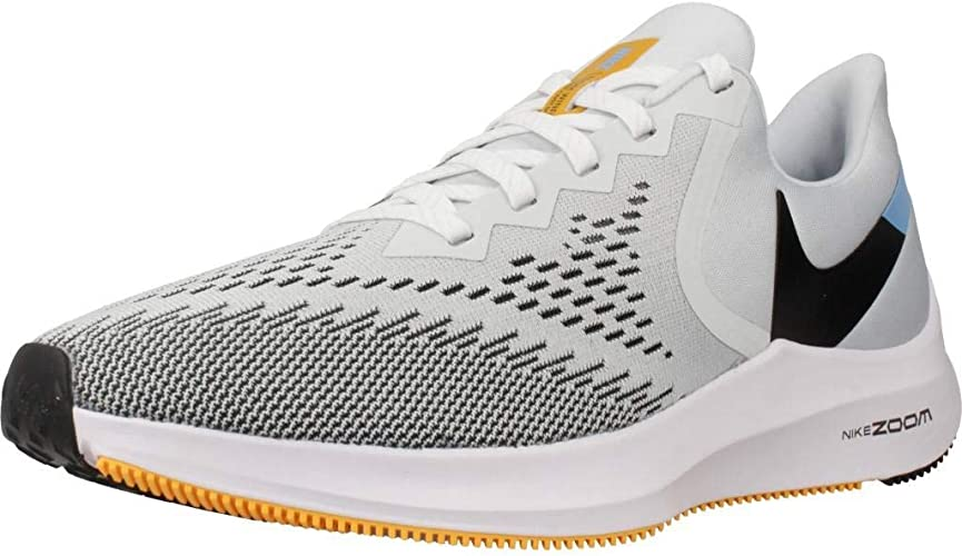 NIKE Air Zoom Winflo 6, Running Shoe para Hombre: Amazon.es: Zapatos y complementos