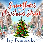 Snowflakes on Christmas Street | Ivy Pembroke