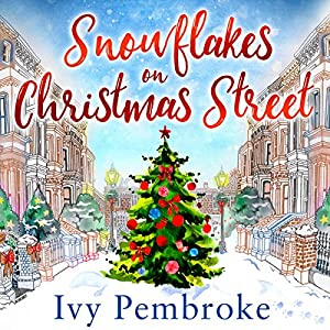 Snowflakes on Christmas Street Audiobook