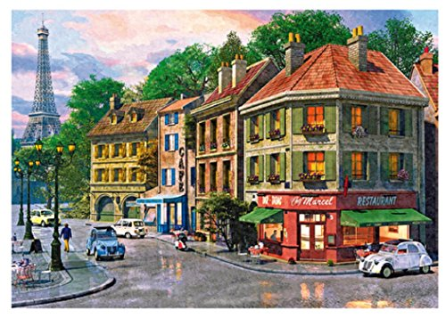 Wentworth Paris Streets Wooden 250 Piece Jigsaw Puzzle