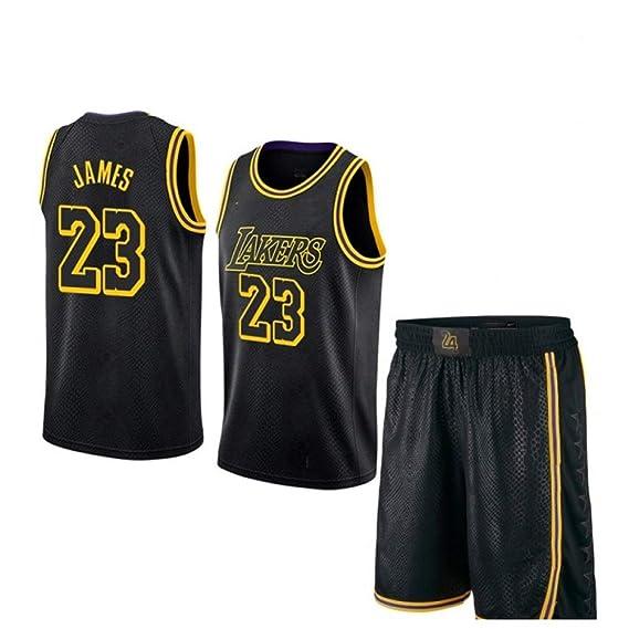 Tela Fresca Y Transpirable Camiseta De Hombre Camiseta De Baloncesto para Mujer. Camiseta NBA Lakers 32 Magician Johnson Vintage All-Star