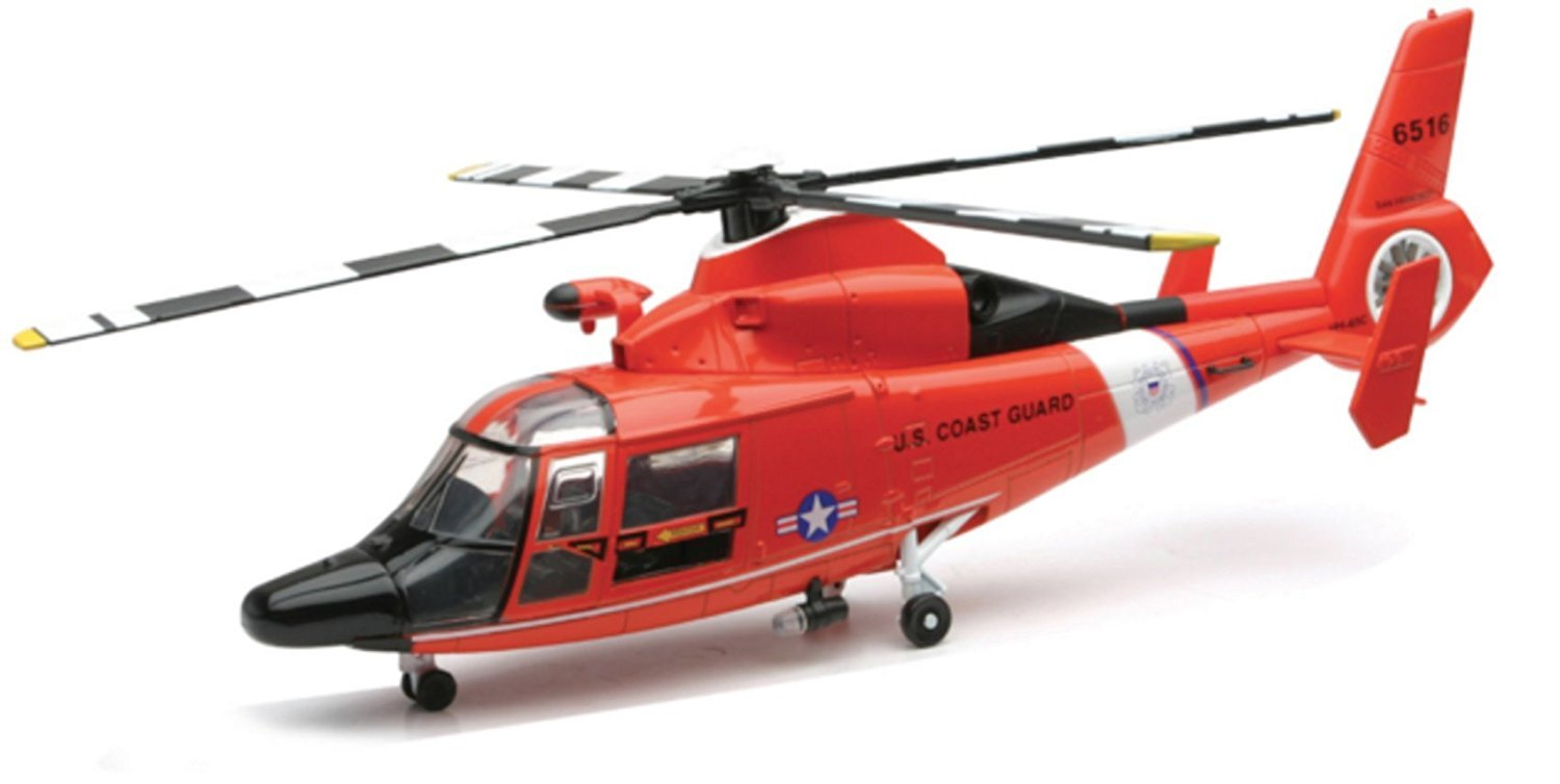 New-Ray 1/48 US Coast Guard Eurocopter HH65-C Dolphin