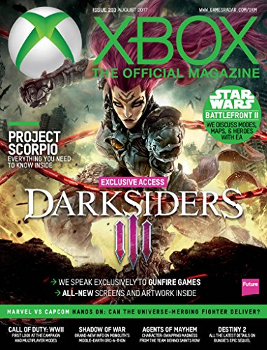 Official Xbox Magazine  Us Edition