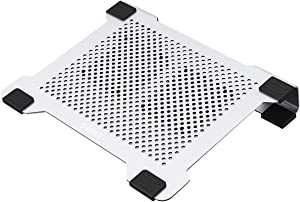 "ORICO Laptop Cooling Pad Stand with USB Powered Fan at 3000±10% RPM Aluminum Radiator for MacBook Air Pro 14-17"" Notebook"