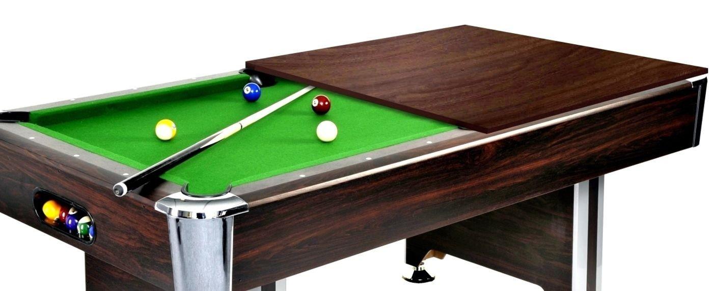 Abdeckung für Poolbillardtisch Sedona (braun, 7 ft.) Winsport